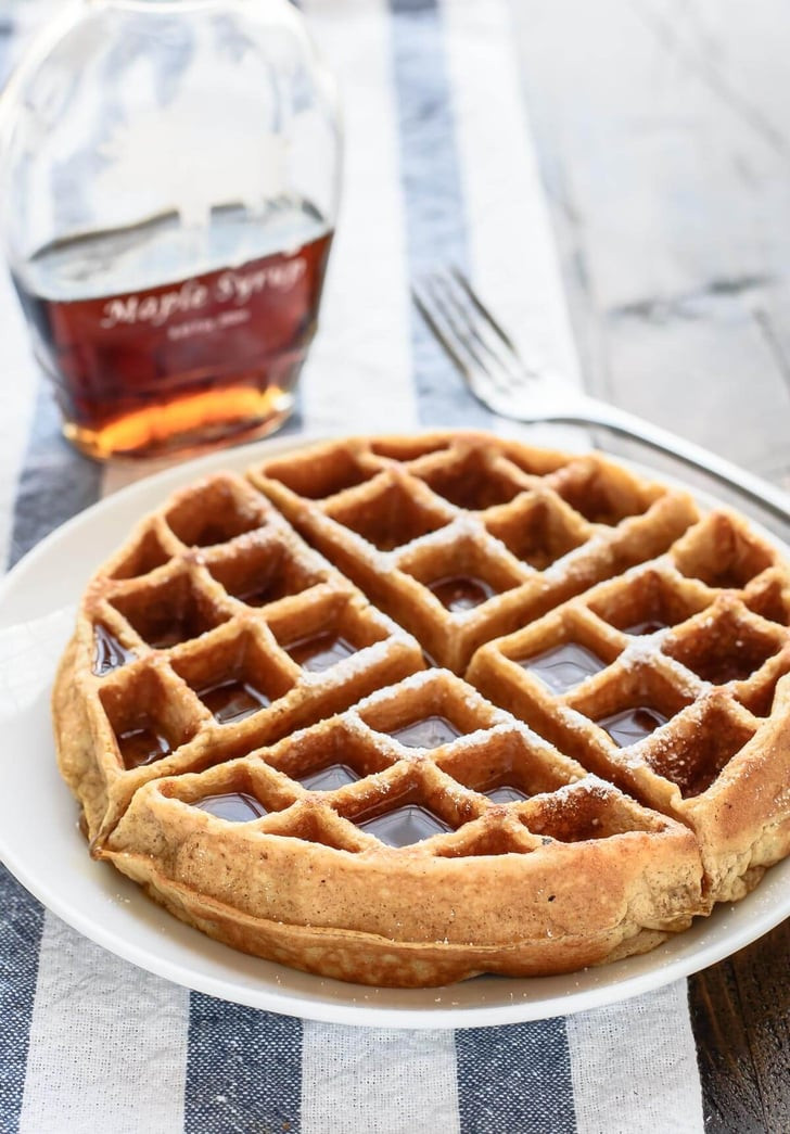 Are Waffles Healthy  Whole Wheat Waffles Healthy Waffle Recipes