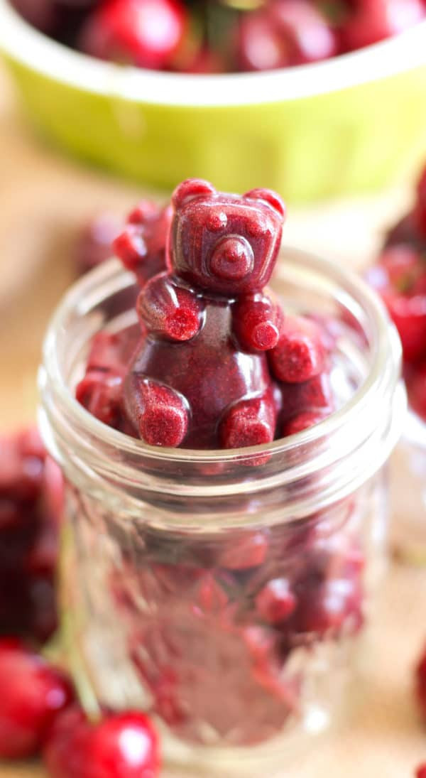 Are Welch'S Fruit Snacks Healthy  Healthy Cherry Fruit Snacks Recipe