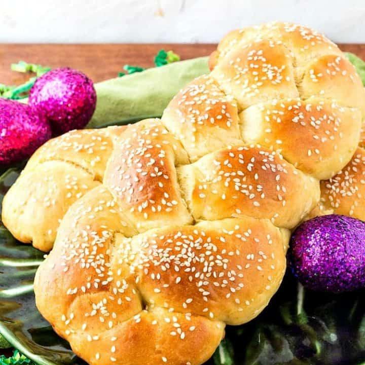 Armenian Easter Bread  Armenian Easter Bread