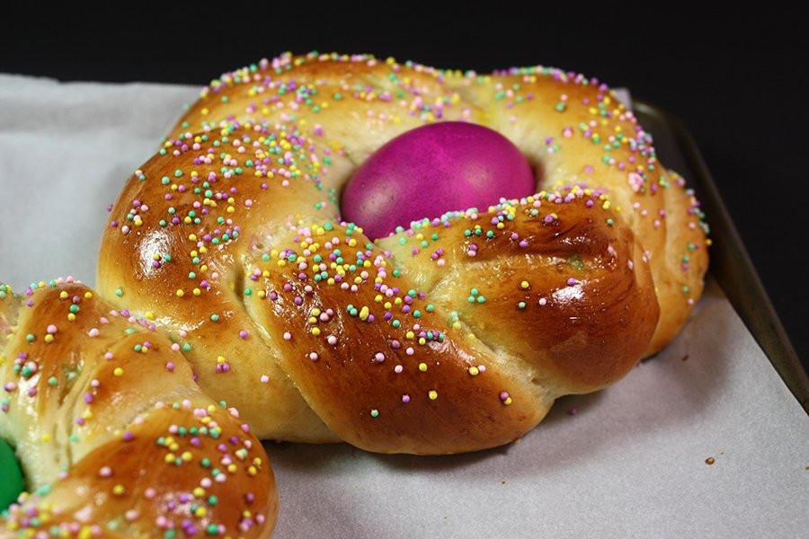 Authentic Italian Easter Bread Recipe  Italian Easter Bread Don t Sweat The Recipe