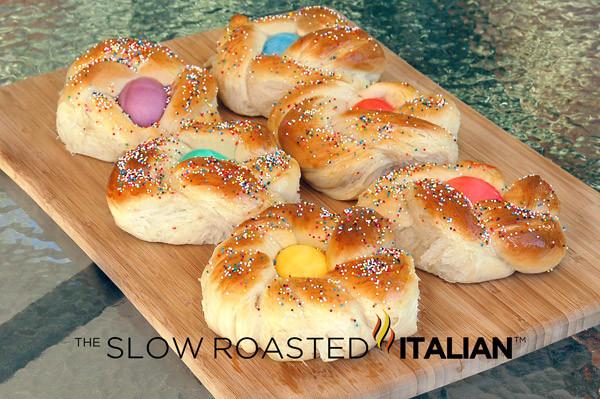Authentic Italian Easter Bread Recipe  Italian Easter Bread