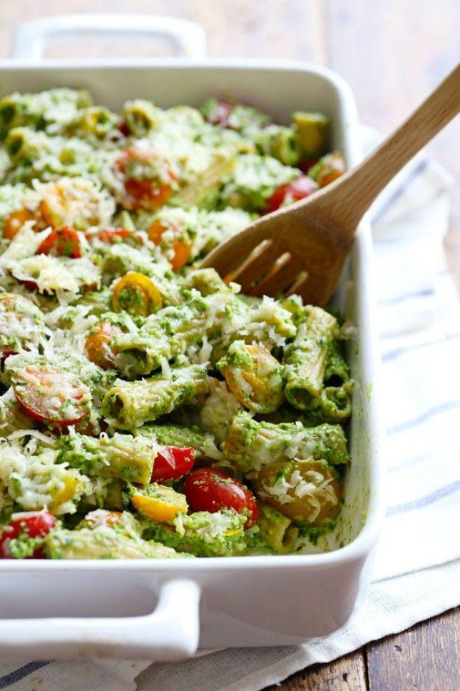 Bake Vegetarian Recipes  17 Make Ahead Ve arian Casserole Recipes to Enjoy on