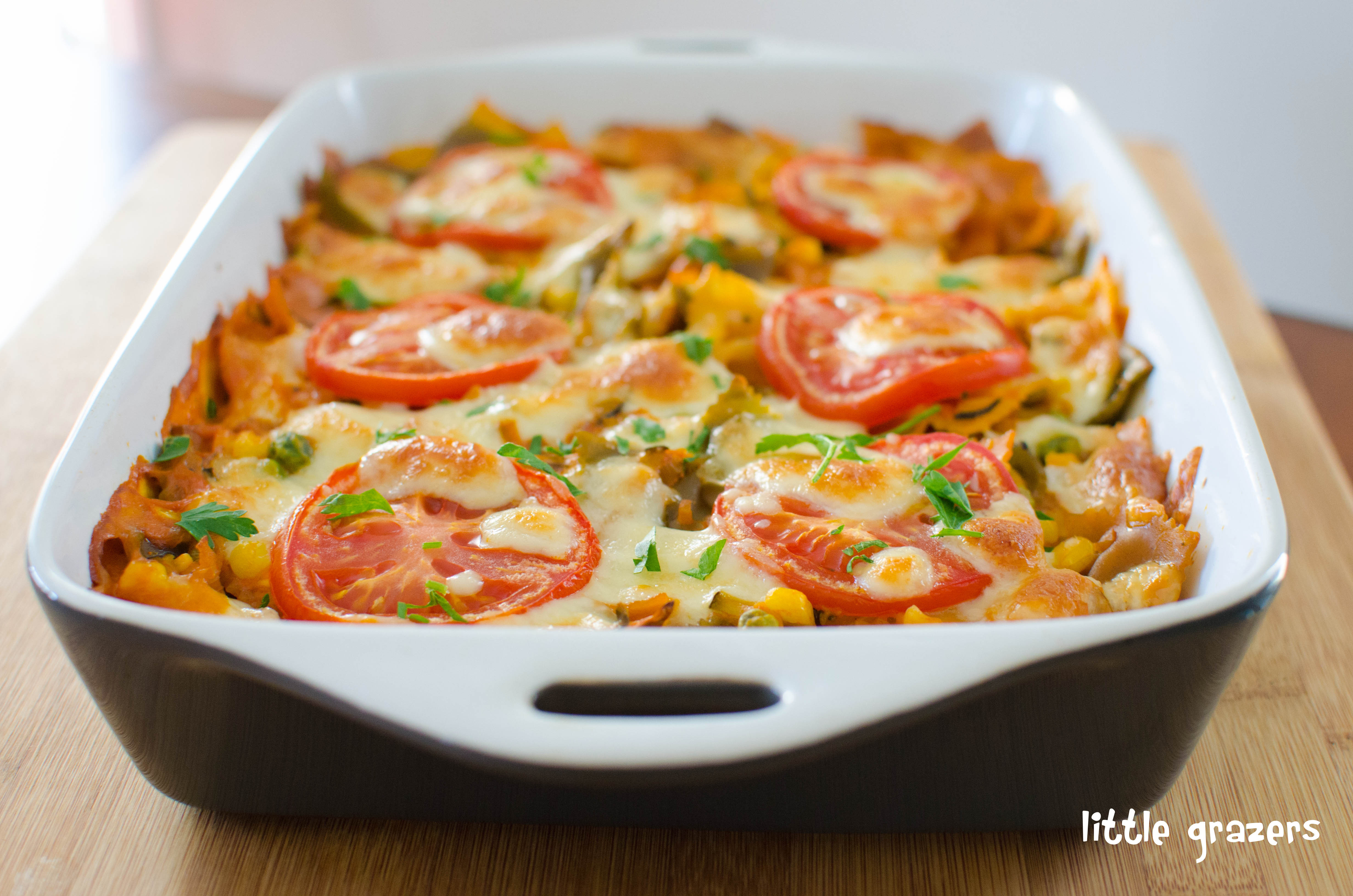 Bake Vegetarian Recipes  baked ve able pasta recipes