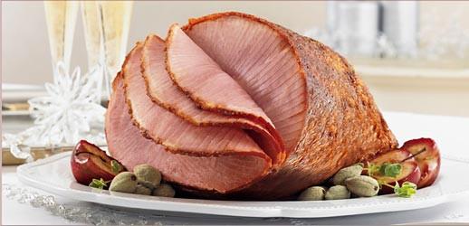Baking Easter Ham  Easter Dinner Menu