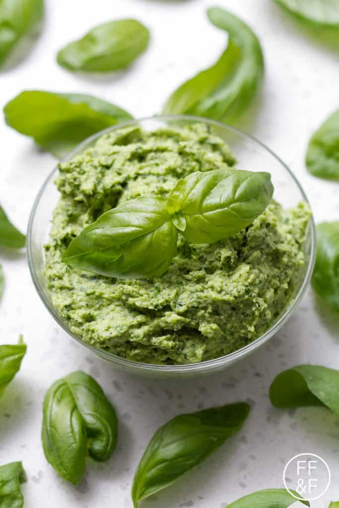 Basil Recipes Vegan  Vegan Basil Pesto Recipe — Dishmaps