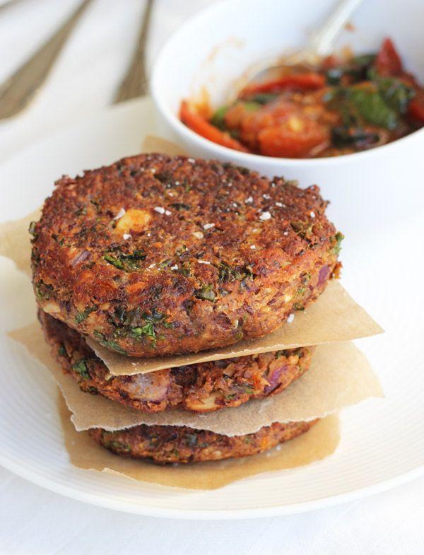 Bean Recipes Vegan  vegan kidney bean burger