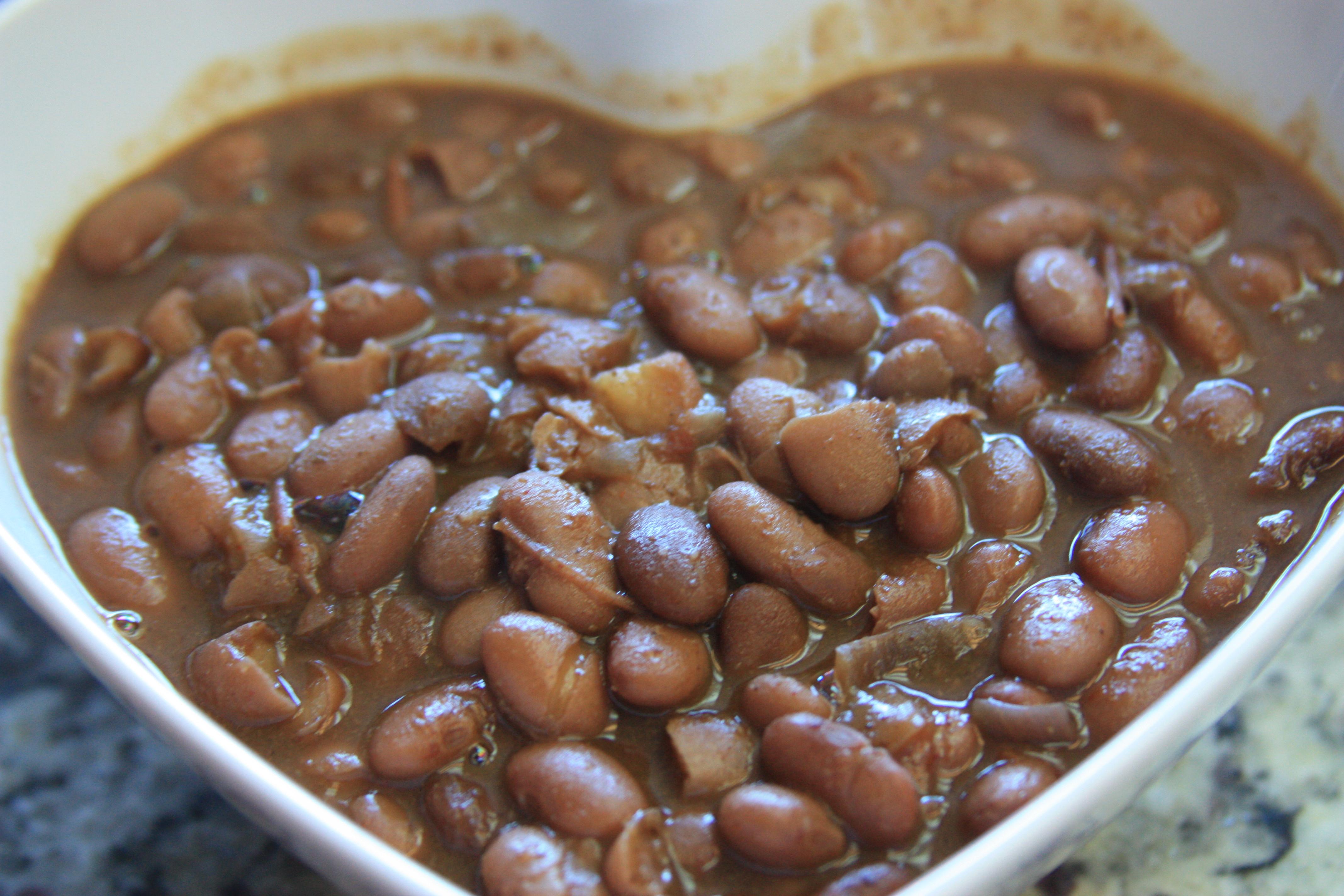 Bean Recipes Vegan  Vegan Pinto Beans Recipe