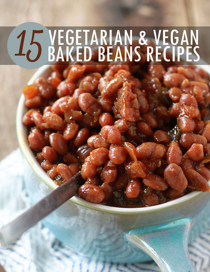 Bean Recipes Vegan  15 Ve arian & Vegan Baked Beans Recipes Kitchen Treaty
