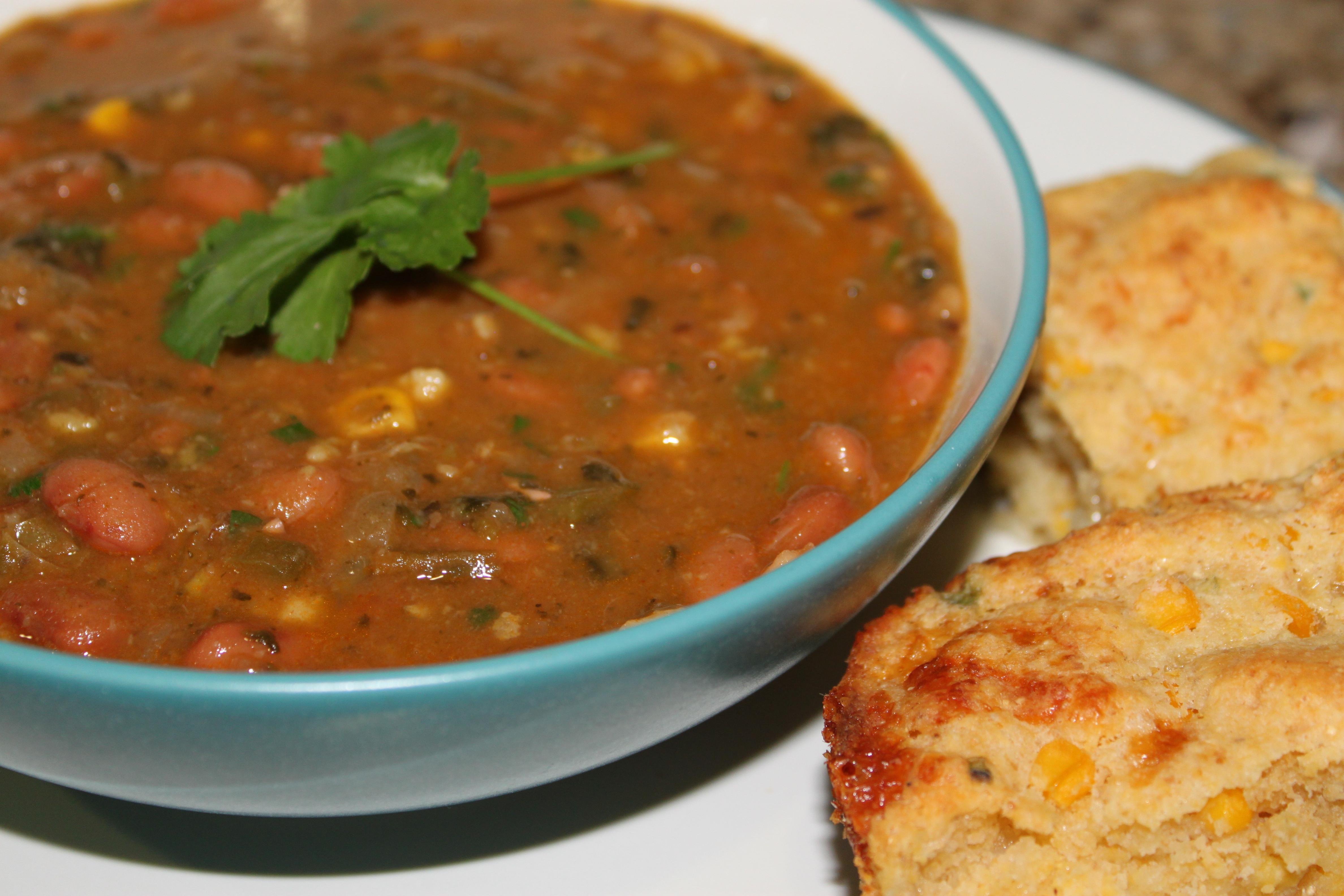 Bean Recipes Vegan  ve arian pinto bean soup