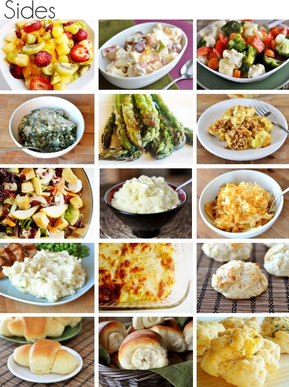 Best Easter Dinner Menu Ideas  Easter Dinner Make a Menu 2012