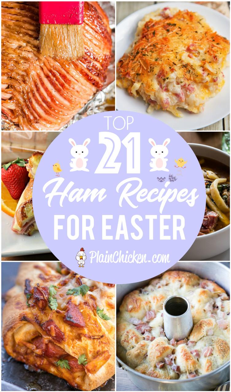 Best Easter Ham Recipe  Top 21 Ham Recipes for Easter