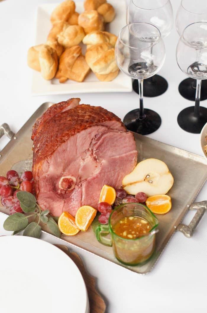 Best Easter Ham Recipe  Easy Marmalade Ham Glaze Recipe Reluctant Entertainer