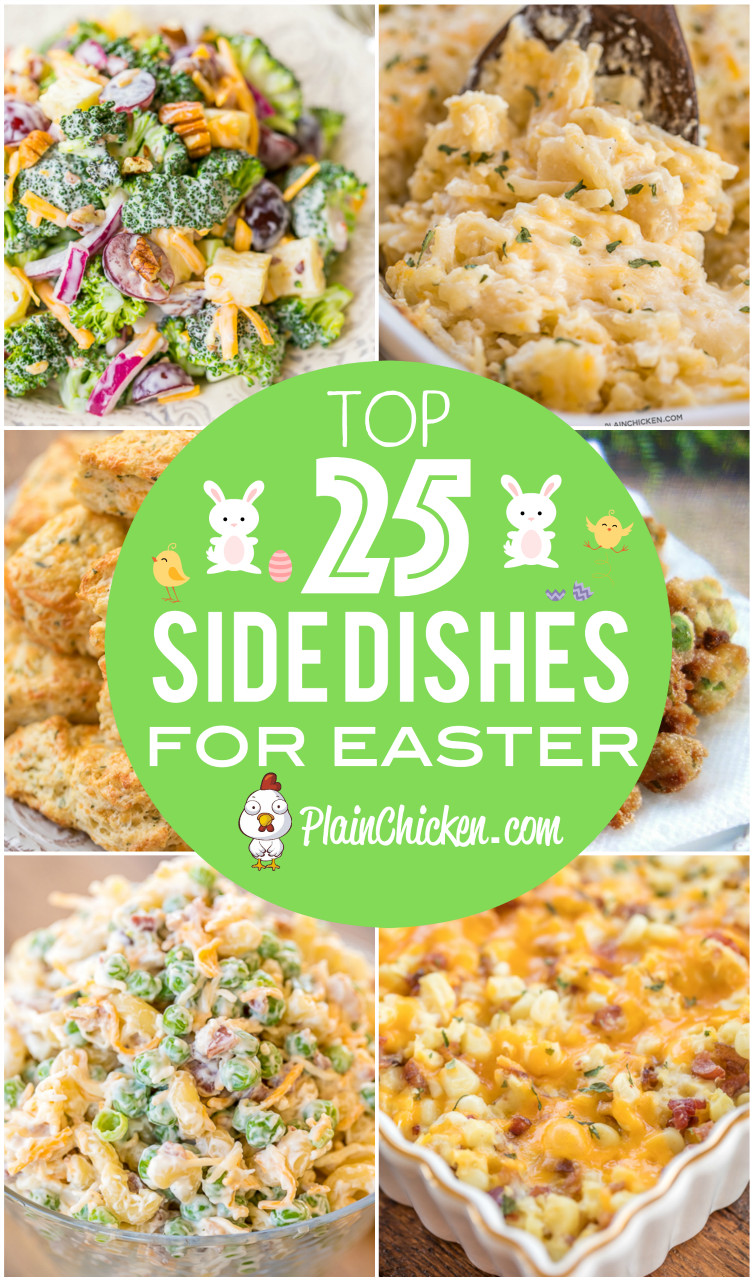 Best Easter Side Dishes  Top 25 Easter Side Dishes