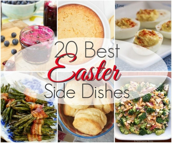 Best Easter Side Dishes  Best Side Dishes In Wondrous Sheet Pan Roasted Ve ables