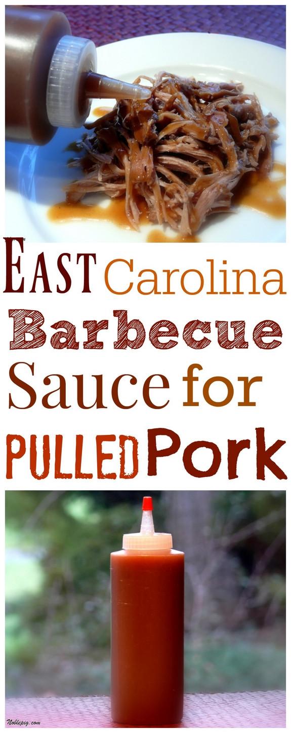 Best Eastern Nc Bbq Sauce Recipe  Eastern North Carolina Barbecue Sauce Recipe — Dishmaps
