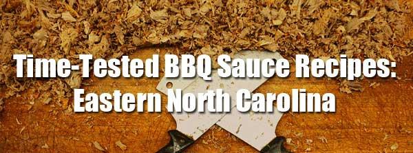 Best Eastern Nc Bbq Sauce Recipe  5 Best Traditional Eastern Carolina BBQ Sauce Recipes