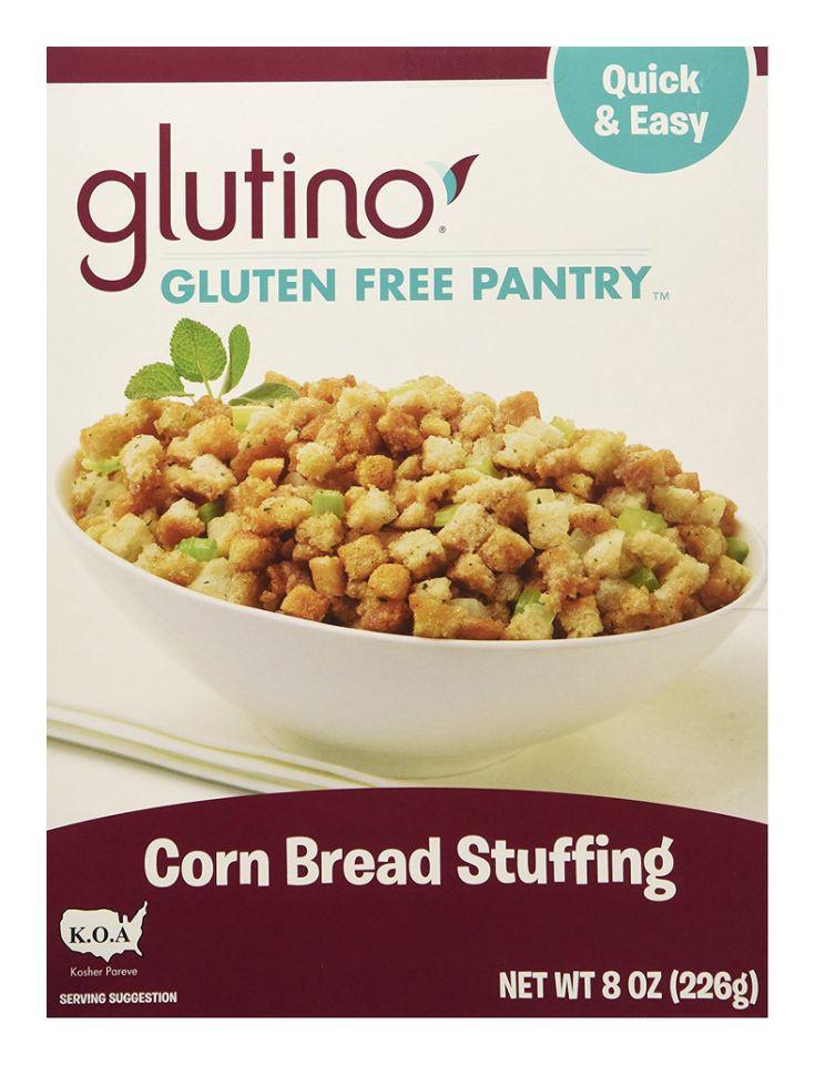 Best Gluten Free Cornbread Mix  Gluten Free Stuffing Mixes for Your Thanksgiving Spread