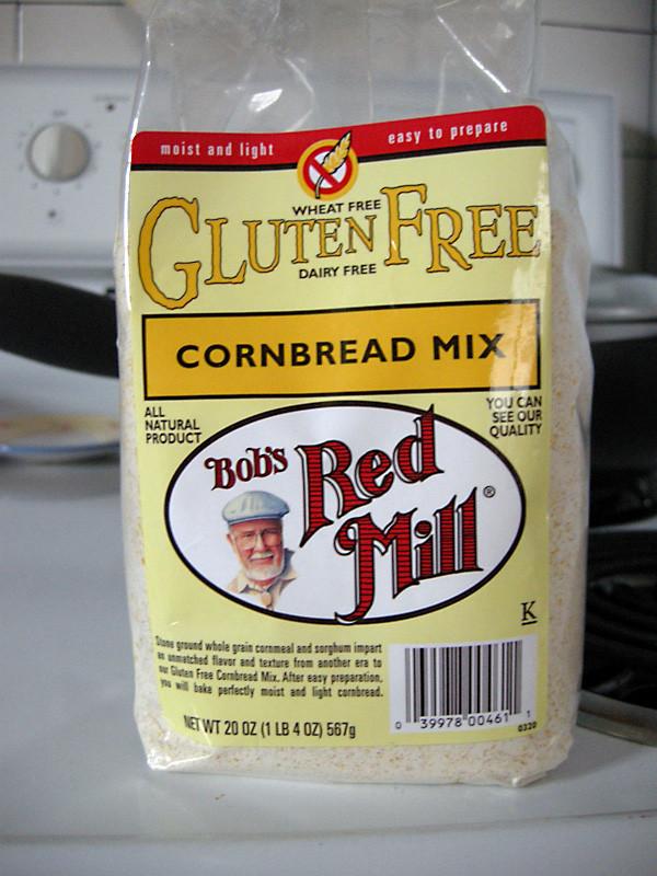 Best Gluten Free Cornbread Mix  Product Review Bob s Red Mill Gluten Free Corn Bread Mix