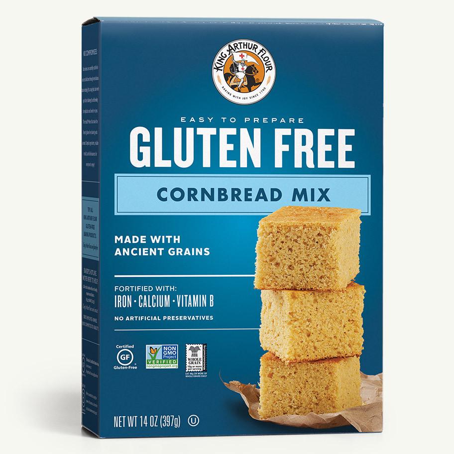 Best Gluten Free Cornbread Mix  Gluten Free Cornbread Mix