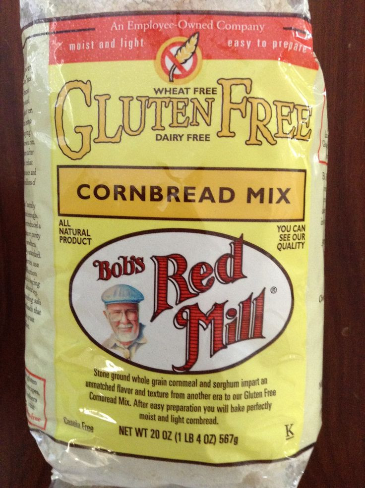Best Gluten Free Cornbread Mix  Gluten Free Cornbread Mix Bobs Red Mill Natural Foods