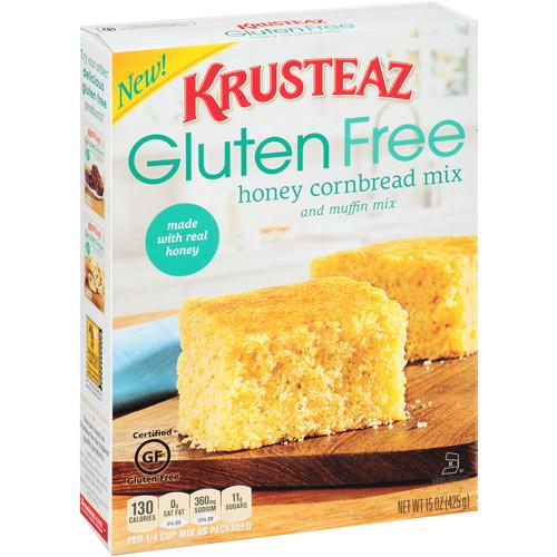 Best Gluten Free Cornbread Mix  Krusteaz Country White Bread Mix 14 oz Walmart
