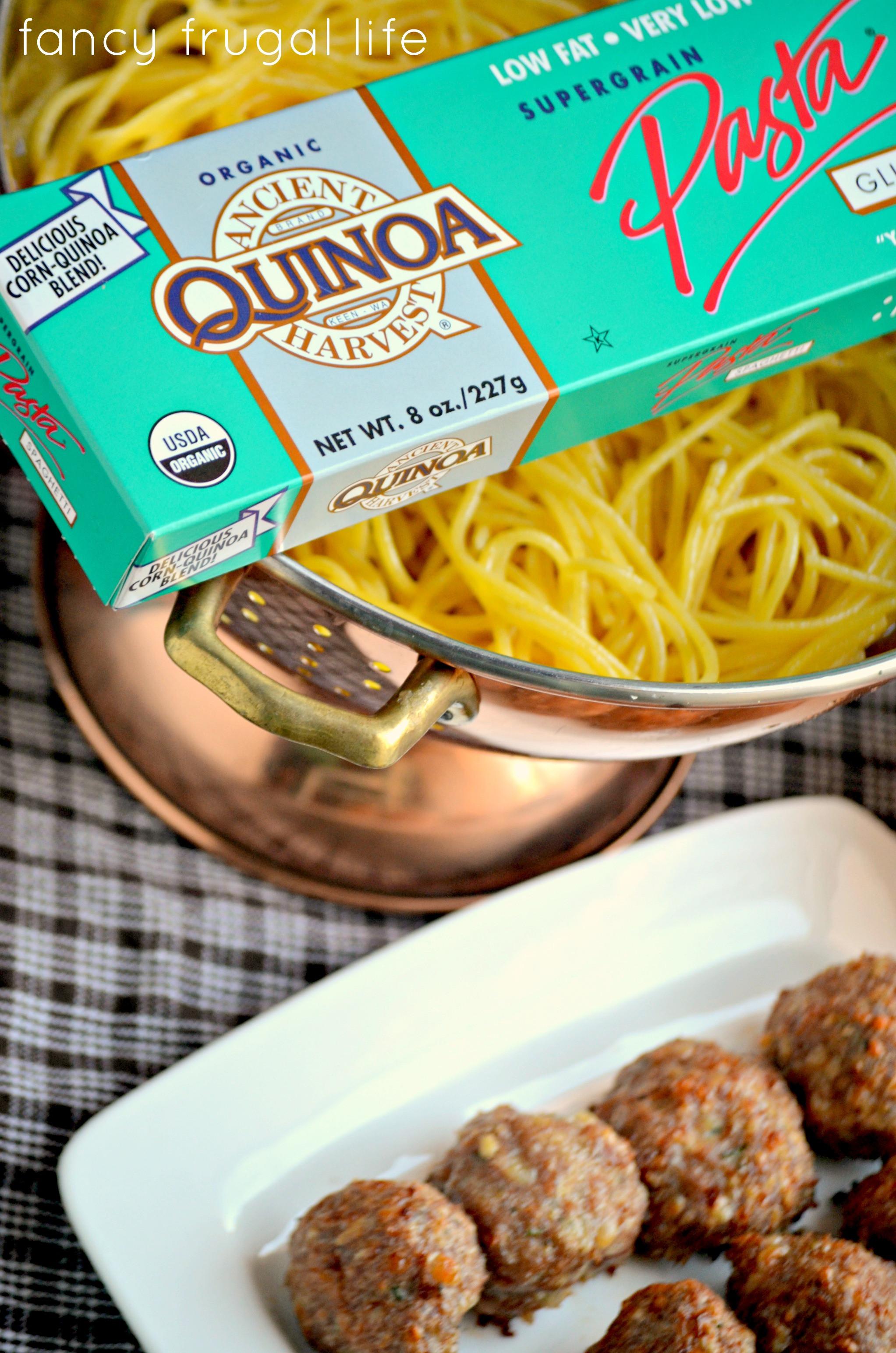 Best Gluten Free Noodles  Perfect Parmesan Turkey Meatballs Recipe