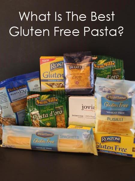 Best Gluten Free Noodles  What Is the Best Gluten Free Pasta Lynn s Kitchen