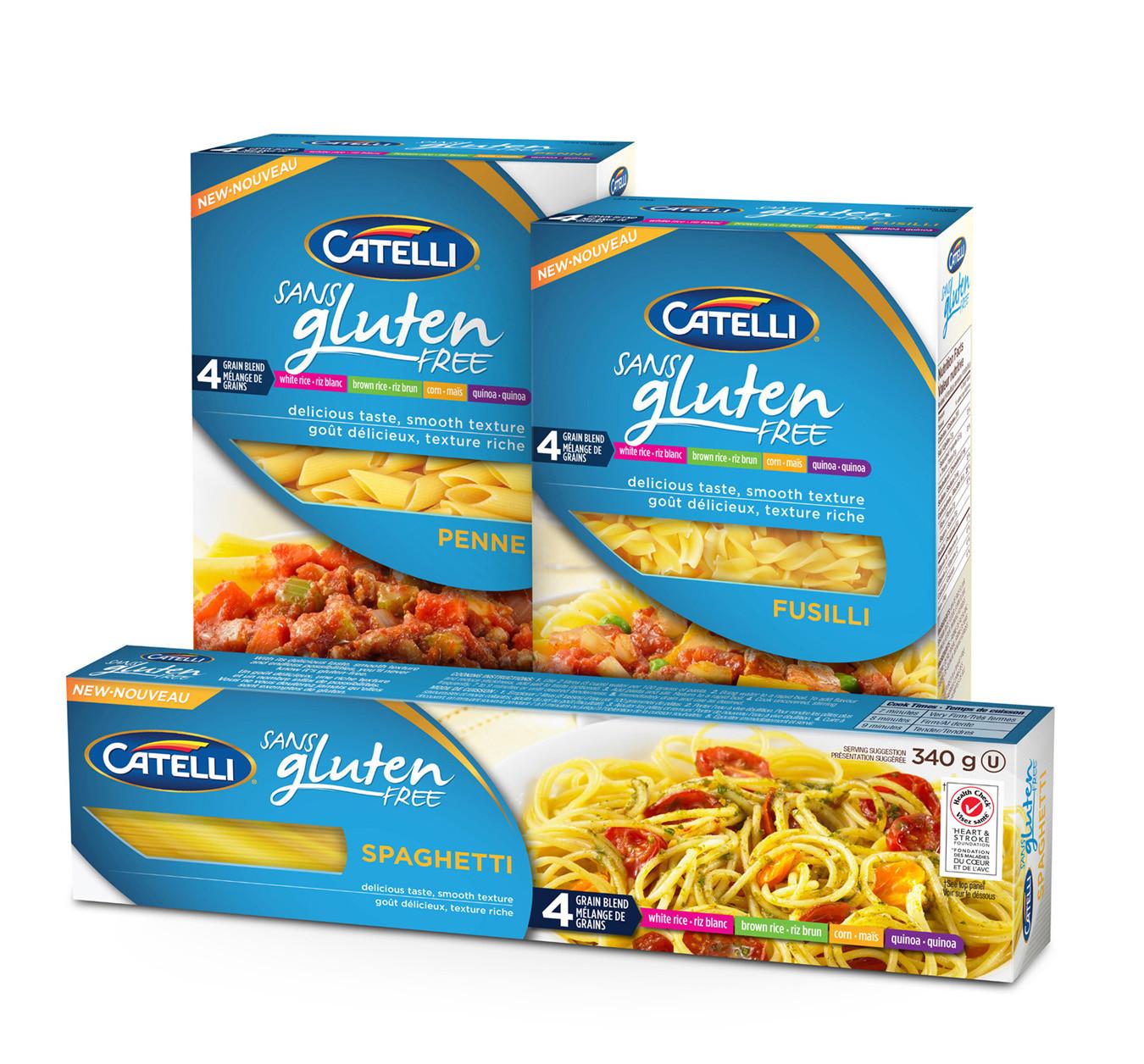 Best Gluten Free Noodles  Catelli Gluten Free Pasta