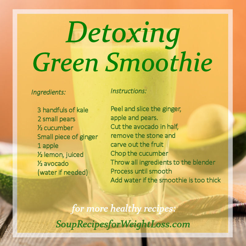 Best Green Smoothie Recipes For Weight Loss  Best Weight Loss Smoothie Recipes