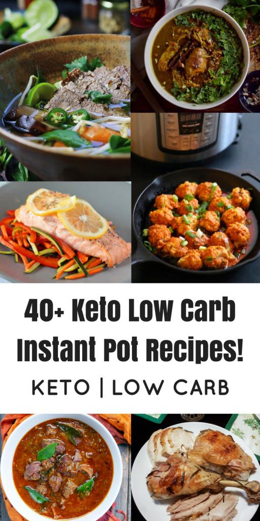 Best Low Carb Instant Pot Recipes  40 Keto Low Carb Instant Pot Recipes Oh Snap Let s Eat