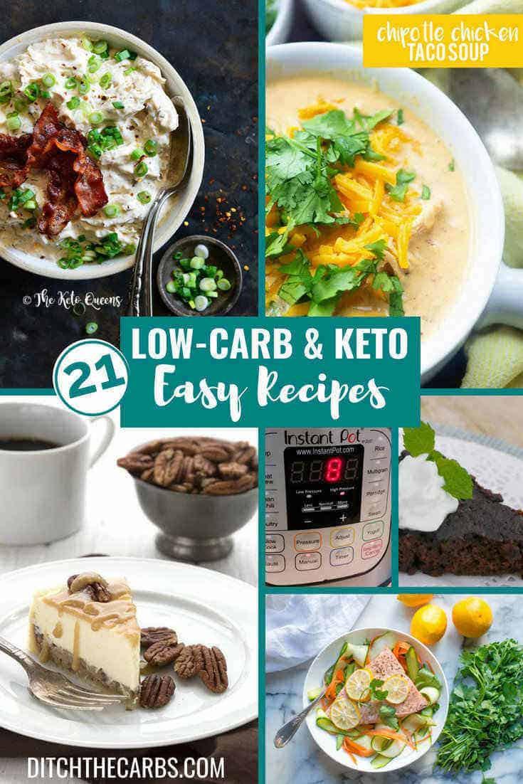 Best Low Carb Instant Pot Recipes  21 Best Low Carb Keto Instant Pot Recipes sweet AND