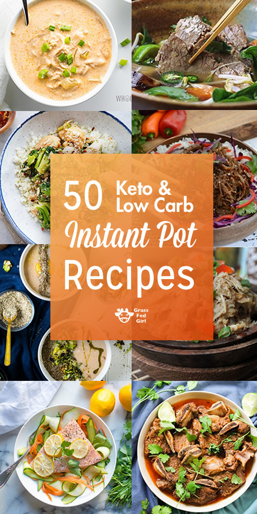 Best Low Carb Instant Pot Recipes  Keto and Low Carb Instant Pot Recipes