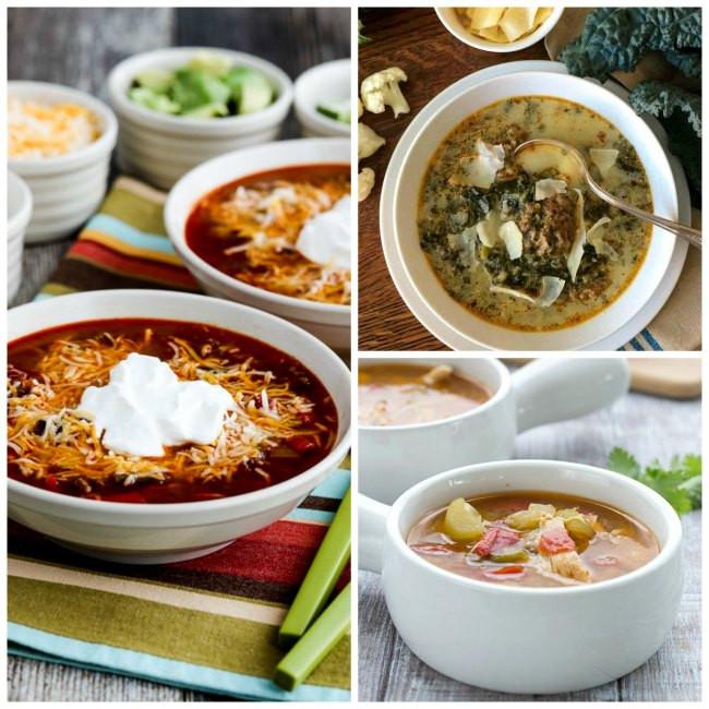 Best Low Carb Instant Pot Recipes  The BEST Low Carb Instant Pot Soup Recipes Kalyn s Kitchen