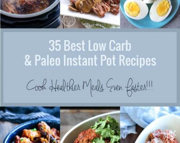 Best Low Carb Instant Pot Recipes  Paleo recipes
