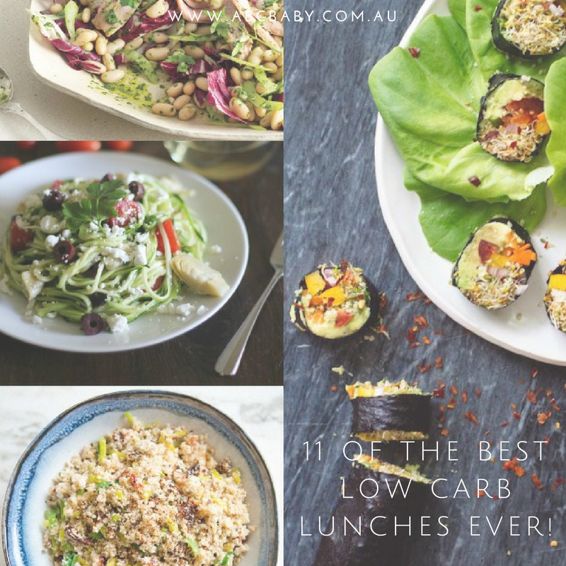 Best Low Carb Recipes Ever  11 The Best Low Carb Lunches Ever ABC Blog
