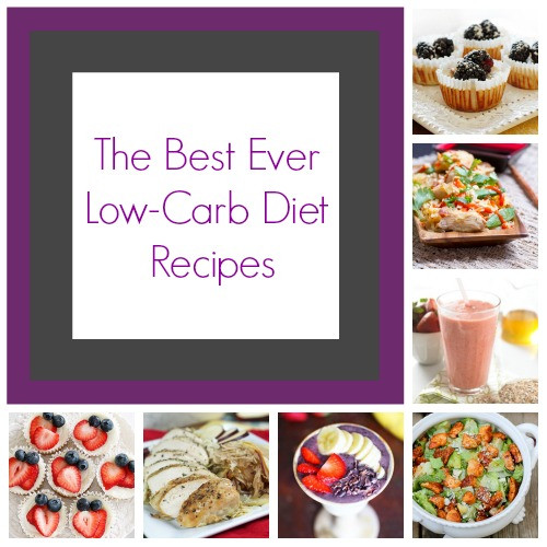 Best Low Carb Recipes Ever  24 Best Ever Low Carb Diet Recipes