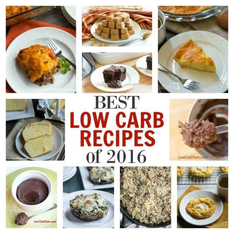 Best Low Carb Recipes Ever  Best Low Carb Recipes of 2016