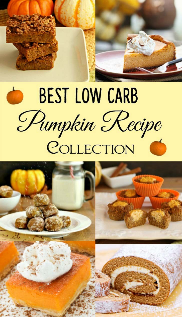 Best Low Carb Recipes Ever  Best Low Carb Pumpkin Recipe Collection