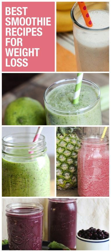 Best Smoothie Recipes For Weight Loss  Smoothie Recipes for Weight Loss
