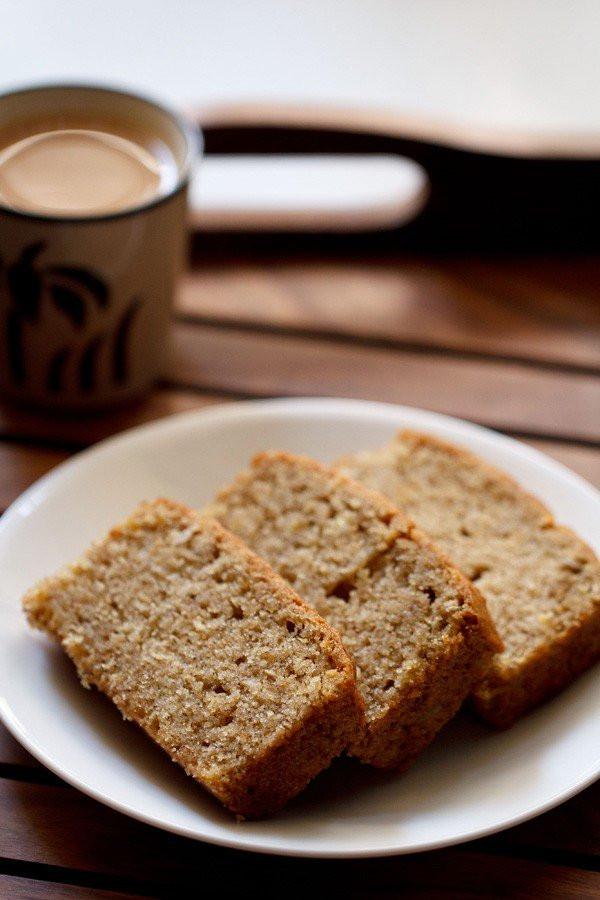 Best Vegan Banana Bread Recipe  banana bread recipe how to make eggless banana bread recipe