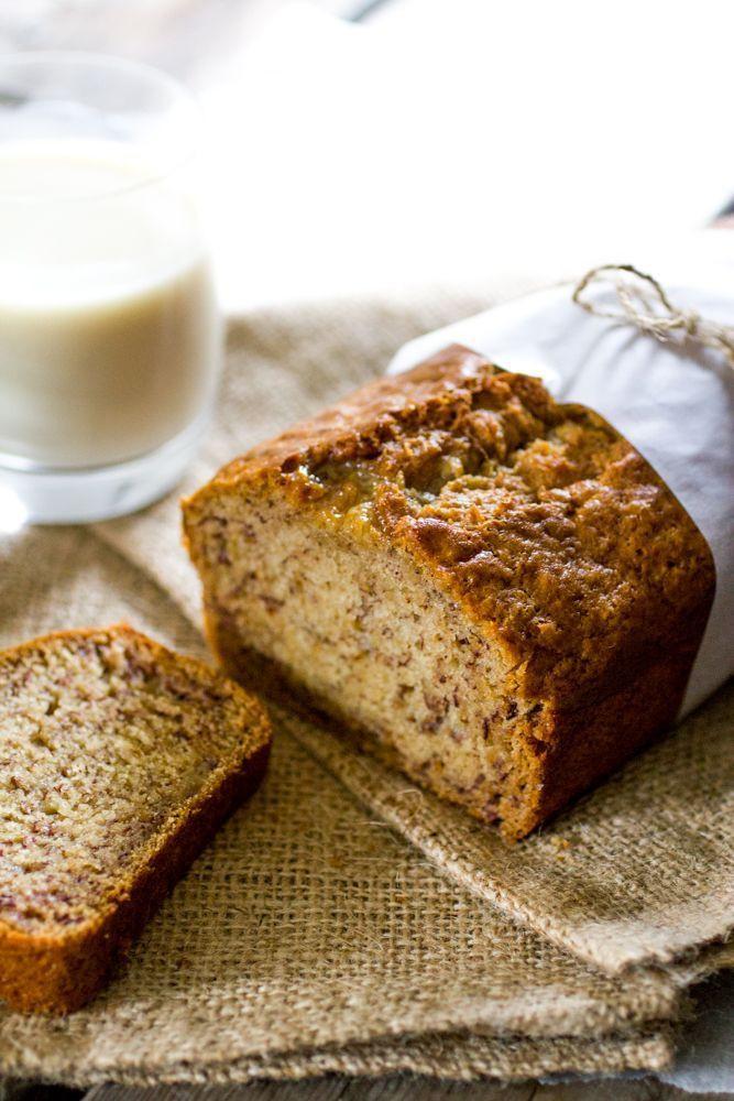 Best Vegan Banana Bread Recipe  8 best Vegan Banana Bread images on Pinterest
