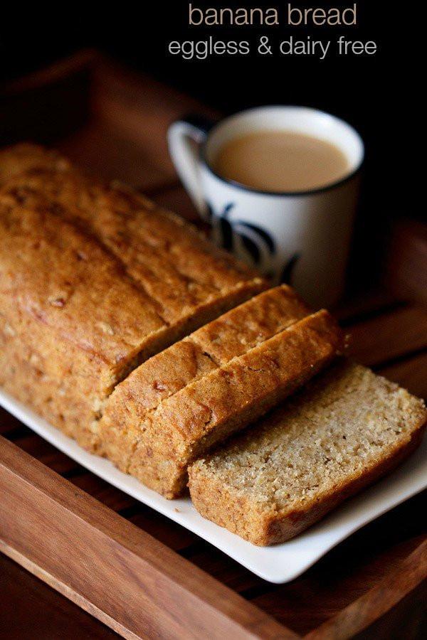 Best Vegan Banana Bread Recipe  banana bread vegan banana bread recipe