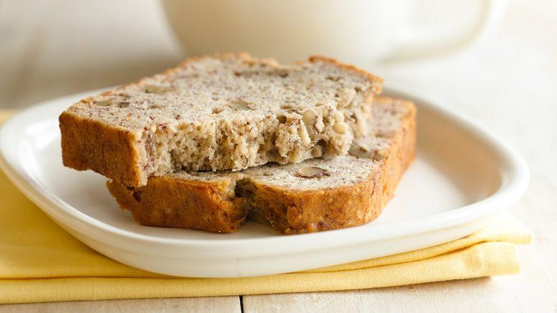 Best Vegan Banana Bread Recipe  Vegan Banana Bread recipe from Betty Crocker