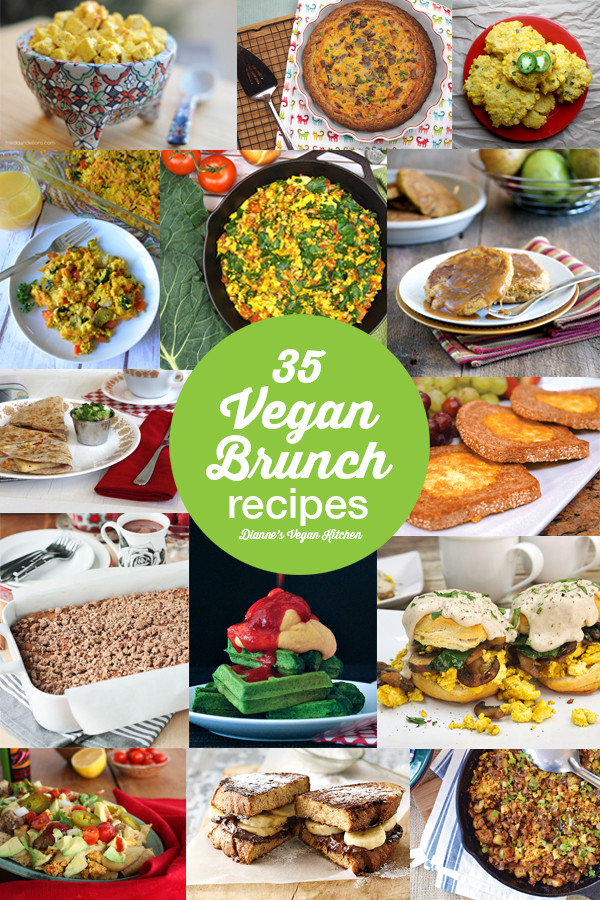 Best Vegan Brunch Recipes  35 Vegan Brunch Recipes Dianne s Vegan Kitchen