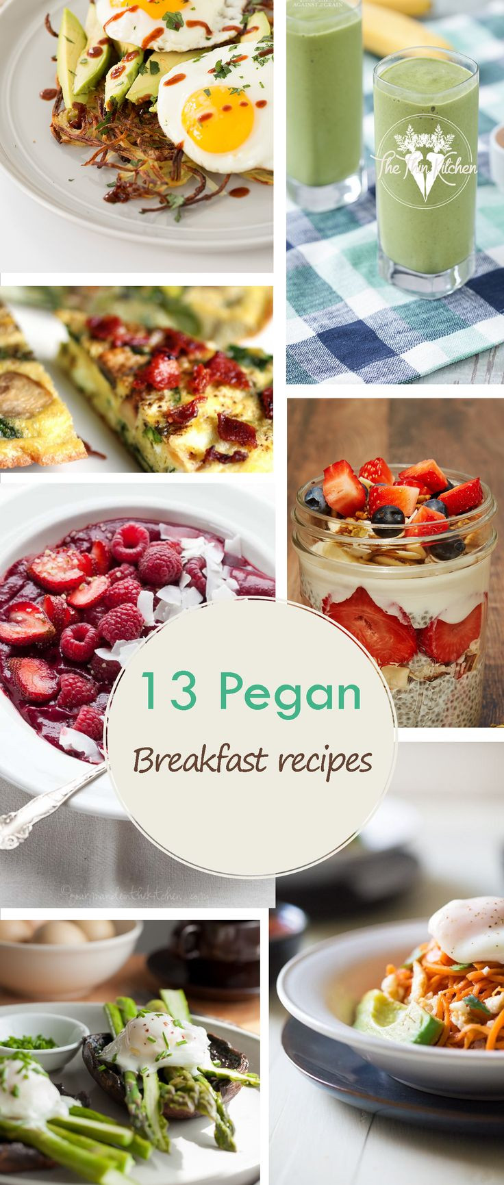 Best Vegan Brunch Recipes  13 best Pegan Paleo Vegan Breakfast Recipes…