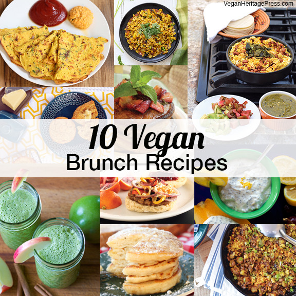 Best Vegan Brunch Recipes  10 Vegan Brunch Recipes for New Year s Day