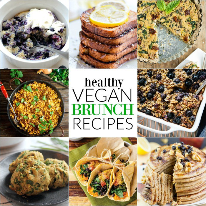 Best Vegan Brunch Recipes  Healthy Vegan Brunch Recipes Hummusapien