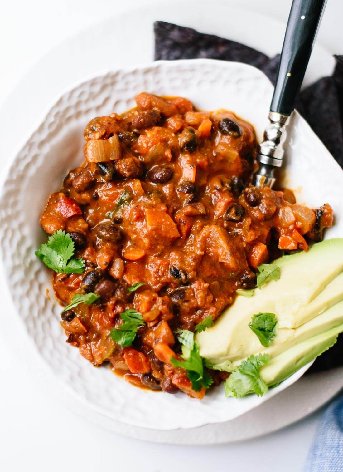 Best Vegetarian Mexican Recipes  Homemade Ve arian Chili Cookie and Kate