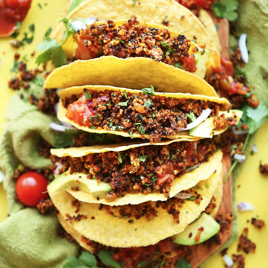 Best Vegetarian Mexican Recipes  vegan mexican food