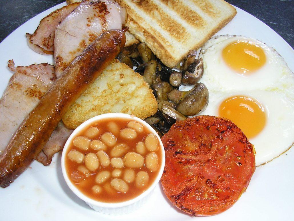Big Healthy Breakfast  Breakfast like a king lunch like a prince and dine like a